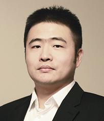 Dr. Pu Wang, co-founder and chief technology officer of Vibronix.