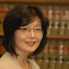 Hiroko Kusuda, assistant professor of Immigration Law, Loyola Law Clinic and Center for Social Justice.  (Loyola photo)
