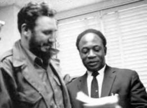 Ideology in Practice - Kwame Nkrumah and Fidel Castro - Two of the Most Prominent Revolutionary Ideologues and Practictioners of our time