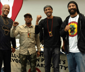 Pan-Africanism is Our Only Solution! – Sacramento, CA, USA