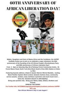 African Liberation Day 2018 – Toronto, Ontario, Canada