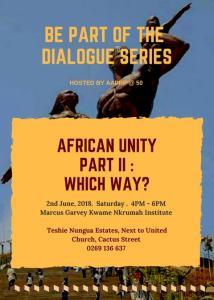 African Unity Part II