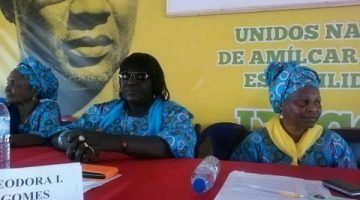 African Liberation Day Political Education Work in Guinea-Bissau
