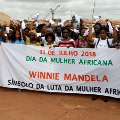 Pan-African Women's Day - Guinea-Bissau