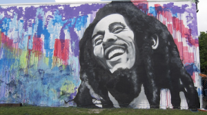Bob Marley Mural (Photo Source: artofmiami.com)