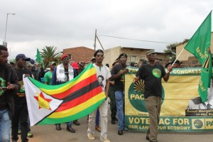 PAC and ZANU-PF Forces commemorate 60th Anniversary of PAC