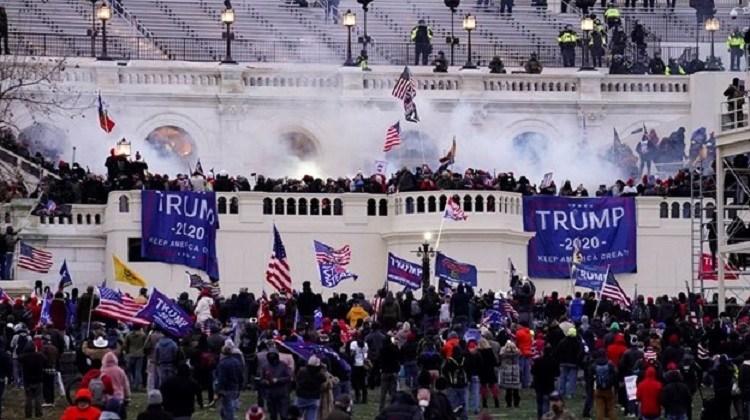 Mob at U.S. Capital