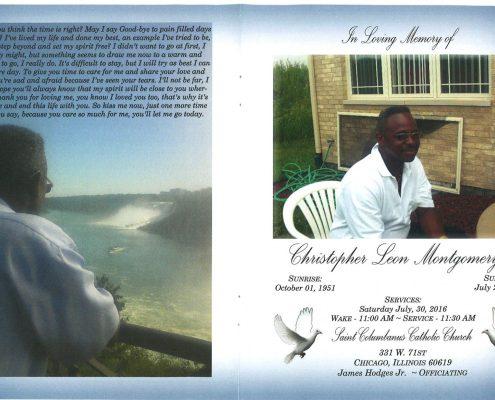 Christopher Leon Montgomery Obituary 2123_001