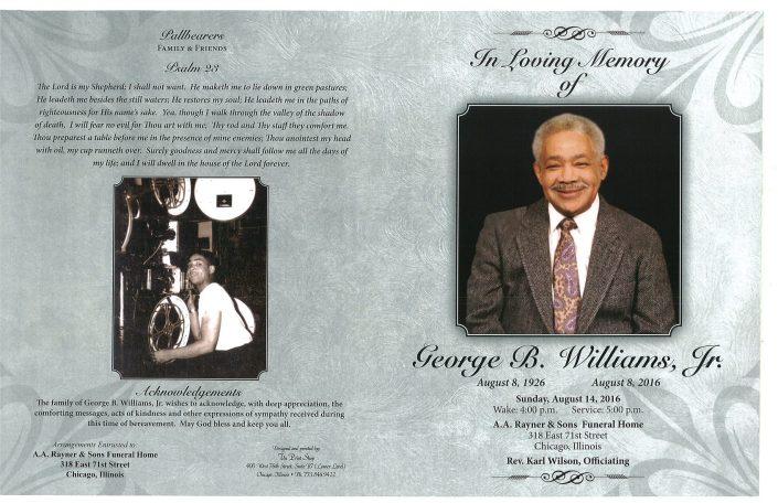 George B Williams Jr Obituary 2178_001