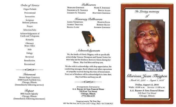 Glorious Jean Thigpen Obituary 2168_001