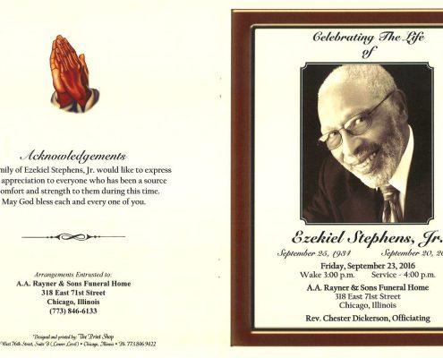 Ezekiel Stephens Jr Obituary 2327_001