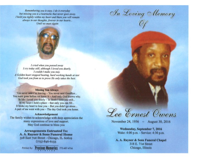 Lee Ernest Owens Obituary 2256_001