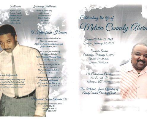 Melvin C Abernathy Obituary