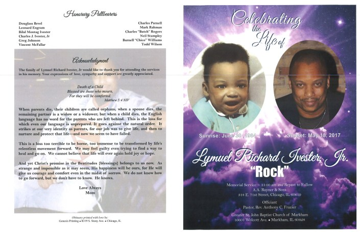 Lymuel Richard Ivester Jr Obituary