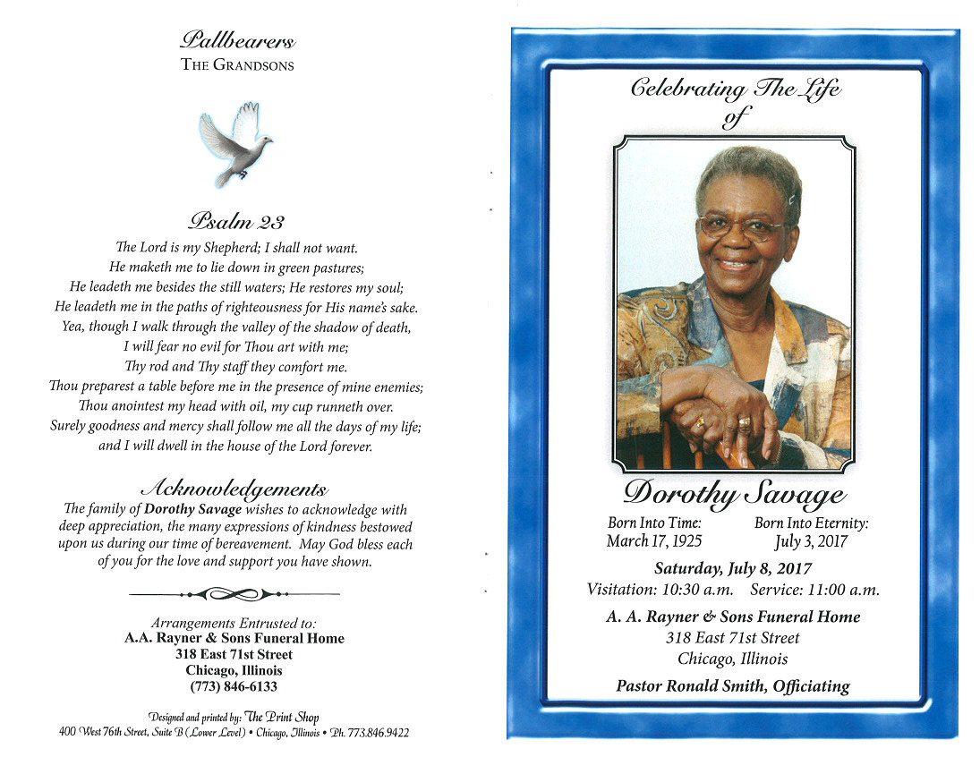 Wc Harris Funeral Home