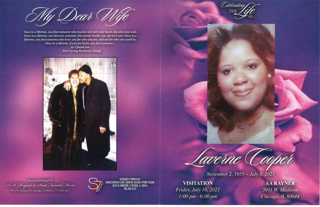 Laverne Cooper Obituary