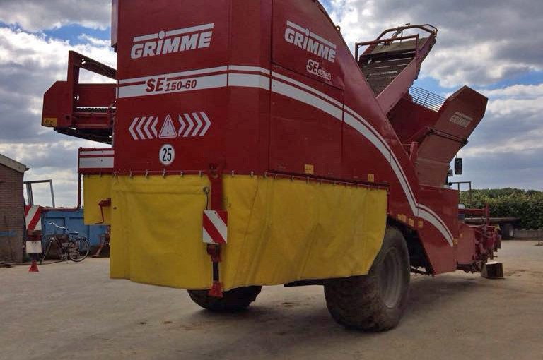 Grimme SE 150 60 NB XXL aardappelrooier te koop