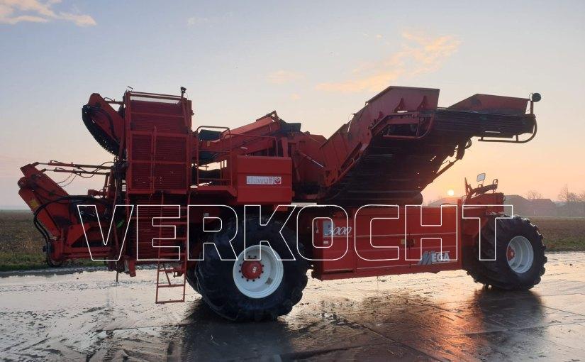 DeWulf Mega R3000 *VERKOCHT*