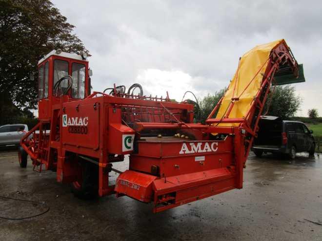 Amac ZM2 1986 achterkant