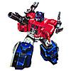 Optimus Prime uit Transformers