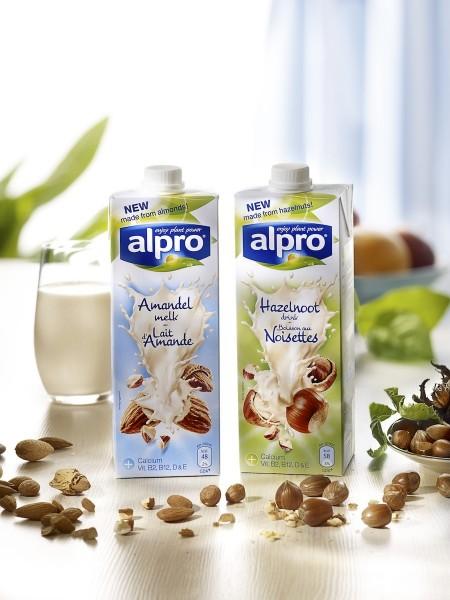 Alpro plant power