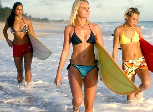 Blue Crush surf babes