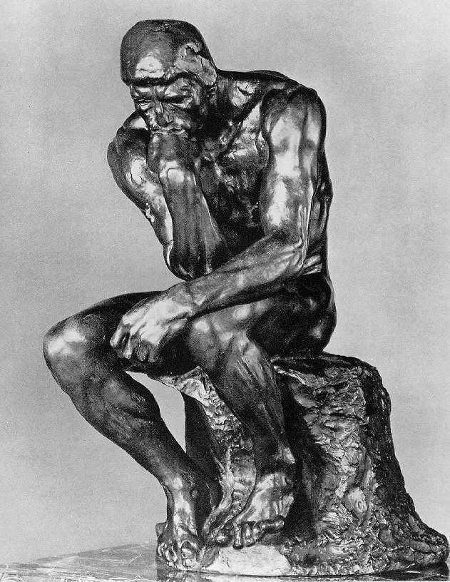 De Denker van Rodin