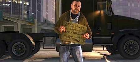 Nico Bellic in GTA V