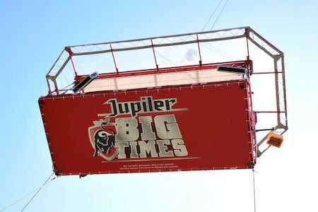 Jupiler Big Times in Brussel