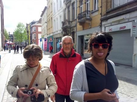 Op stap in Antwerpen Noord