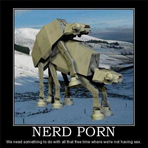 Star Wars Nerd Porn