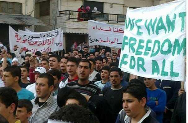 Syrische oppositie