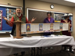 Purim with the Ann Arbor Reconstructionist Congregration