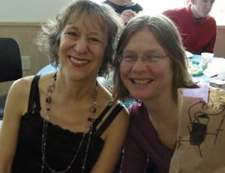 Anita and Allison 2013