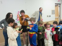 Purim games