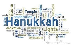 themes of Hanukkah image