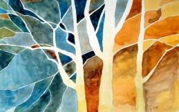 TreesClappingWatercolor