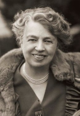 Image result for 1962 – Death-day of Eleanor Roosevelt, American humanitarian 39th First Lady of the United States
