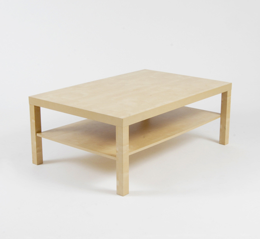 coffee table basic plus per week from