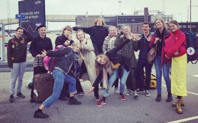 Talentlinjen på talenttræf i Holbæk
