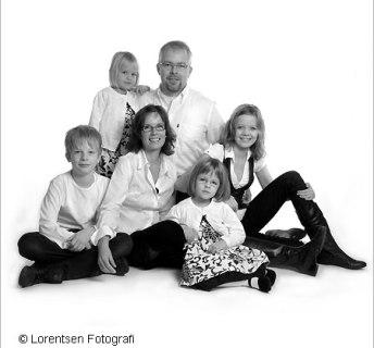 stort-familiefotografering