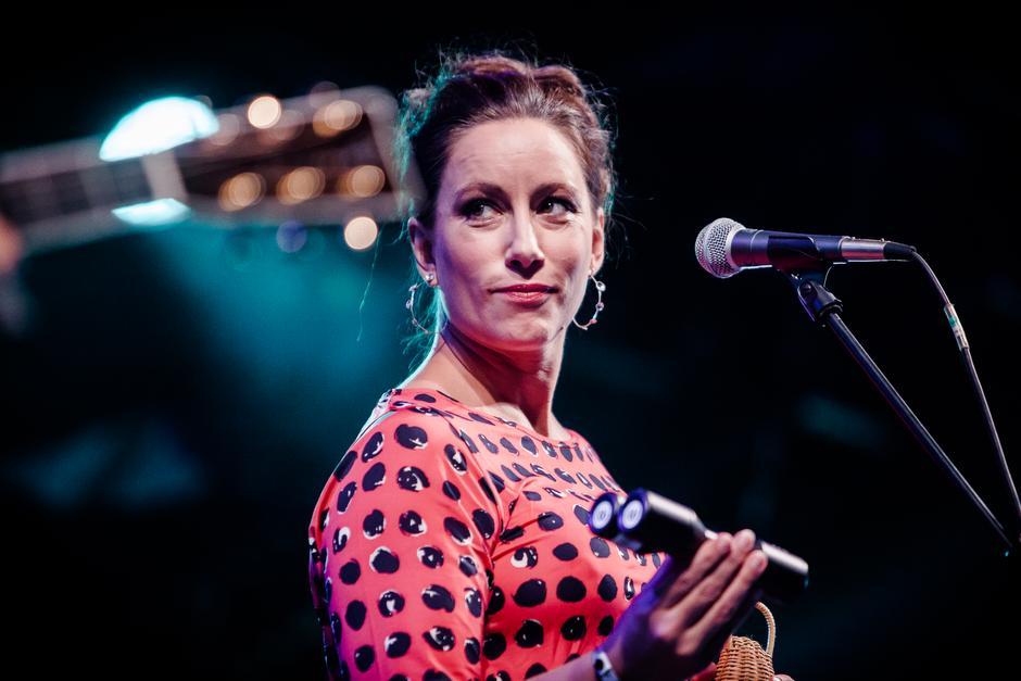 Lisa Nilsson, Poul Krebs, Telt 1, Tønder Festival 2015