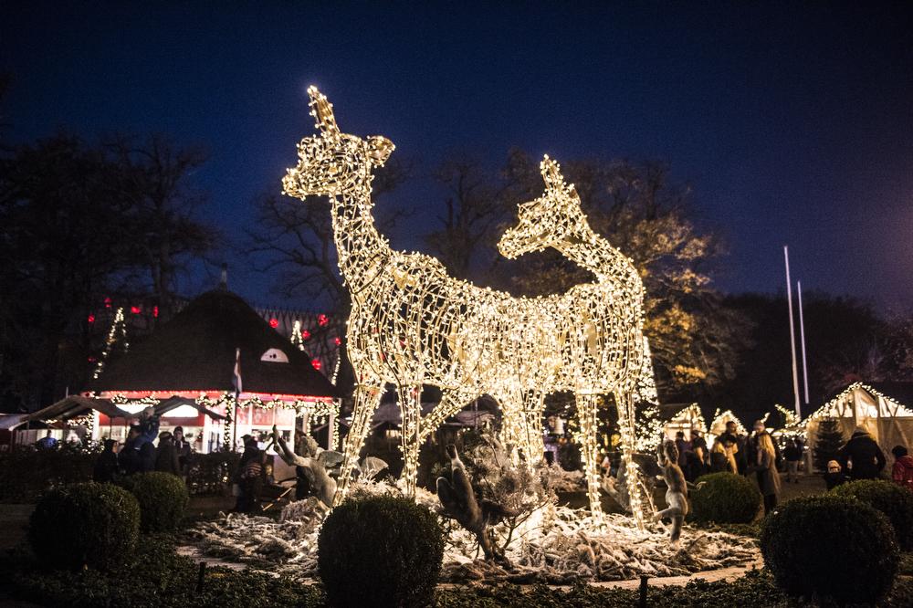 Jul i Friheden_rensdyr