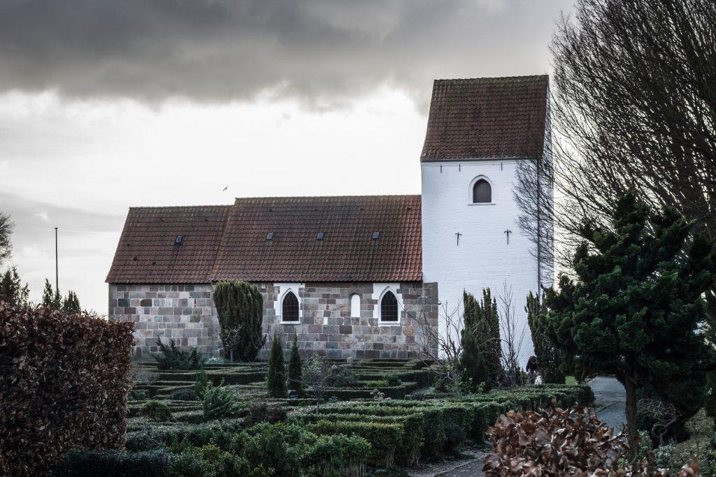 Hasle Kirke Aarhus Panorama