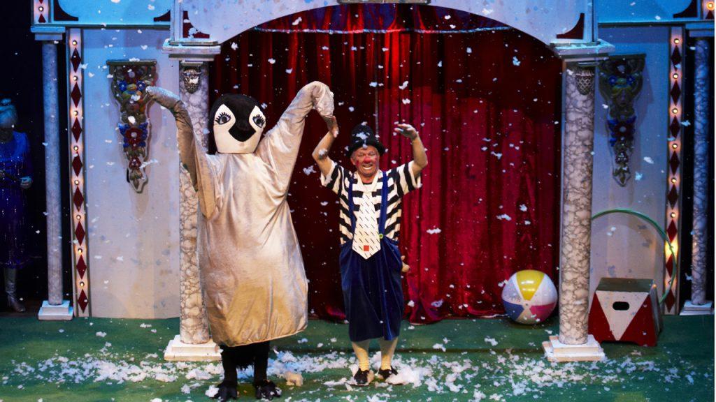 Kulturguiden Cirkus Krone
