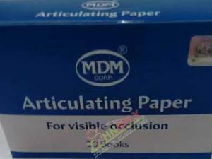 Articulating Paper-MDM( 12 Books)