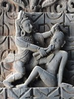 Early_Dentistry_-_Woodcarving_in_Bhaktapur_-_Nepal