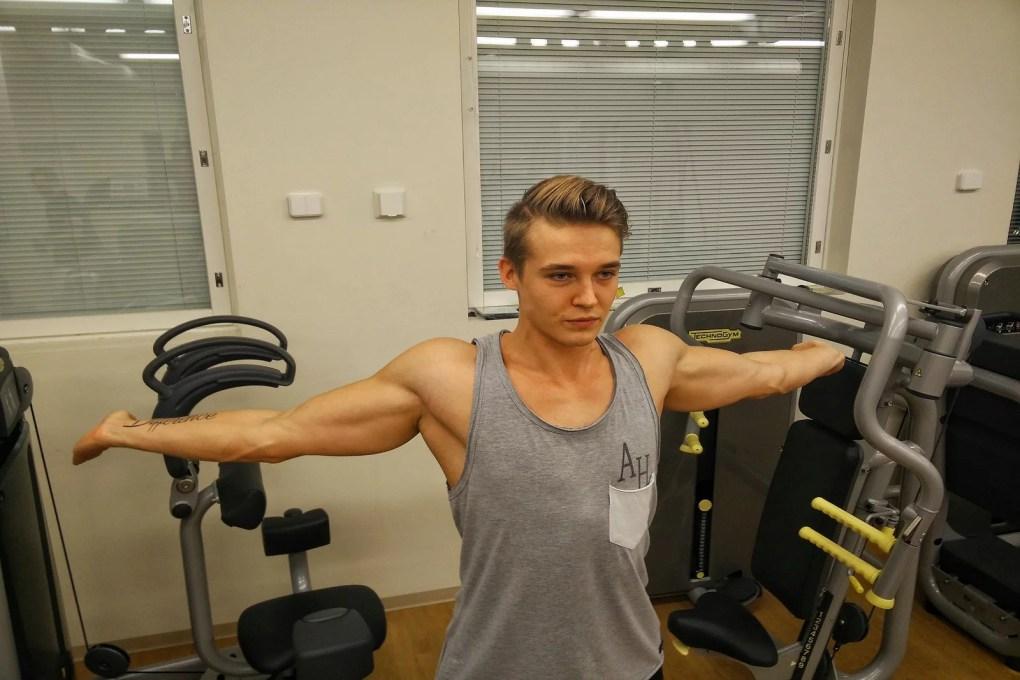 Biceps Brachii Venytys 3