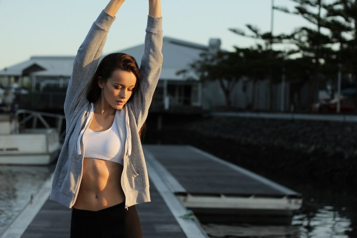 Stretch Woman