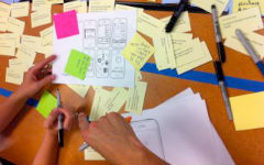 paper prototyping in Certified Scrum Product Owner training
